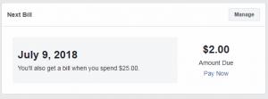 koja je cena facebook reklamiranja