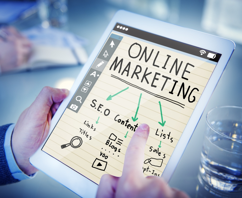 online marketing agencija