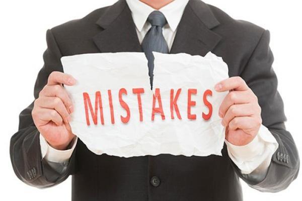 9 najčešćih grešaka u prodaji